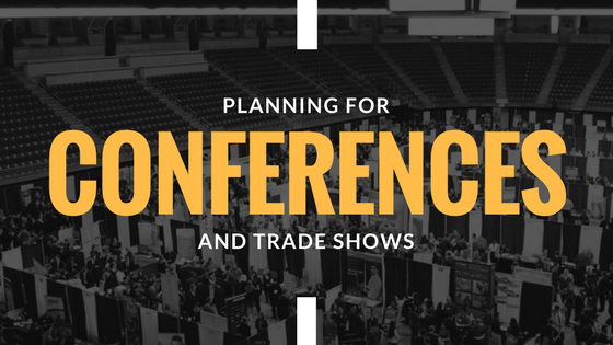 planning for conferences and trade shows (1)